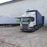 TTM Distributions Truck