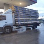 TTM Distributions Truck on the Road